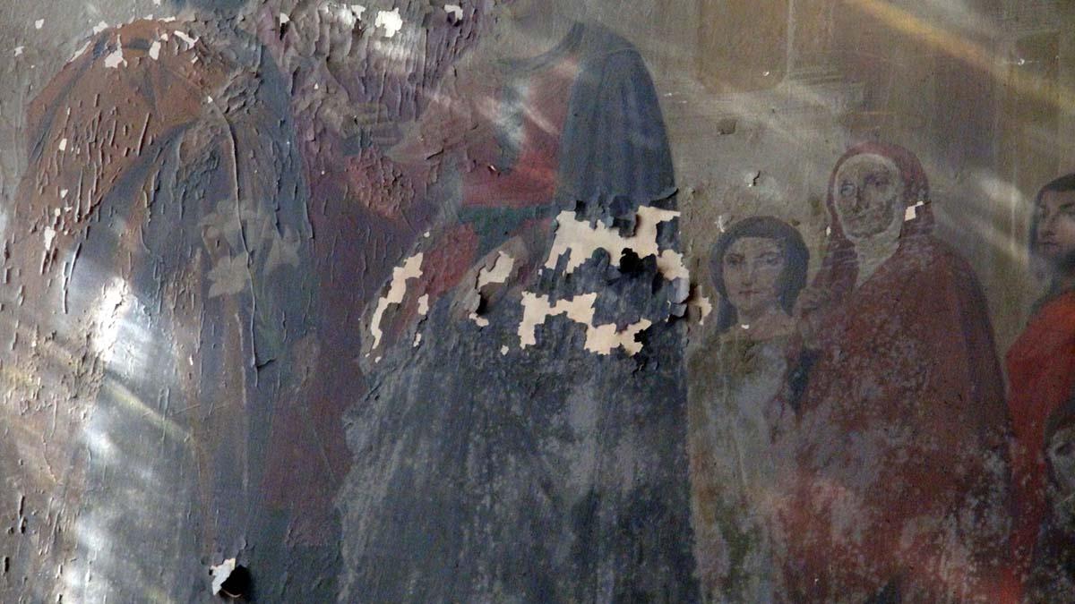 Saint-Séverin, chapelle Saint-Joseph : Le Mariage de la Vierge (Émile Signol) (photo D. Rykner)